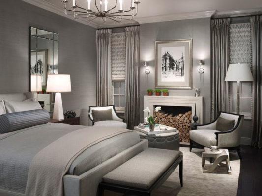 Уместный серый цвет в дизайне интерьера квартиры или дома