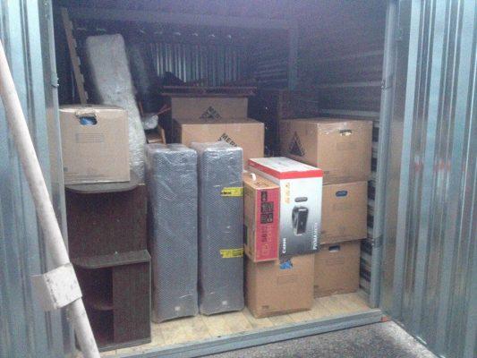 Хранение мебели при переезде или ремонте