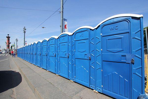 Как можно арендовать туалетные кабинки?