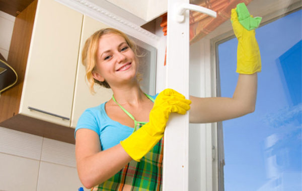 Как правильно мыть окна и не оставлять разводов