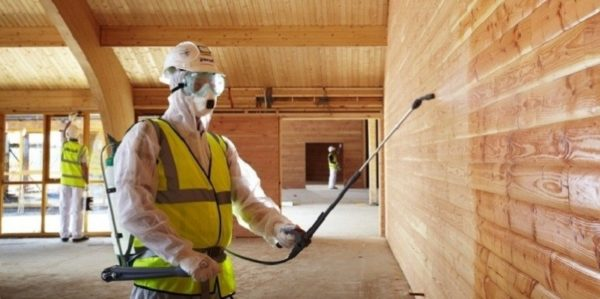 Как сделать качественную огнезащиту для деревянных конструкций?