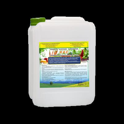 Карбамидно-аммиачная смесь – минеральное удобрение длительного действия
