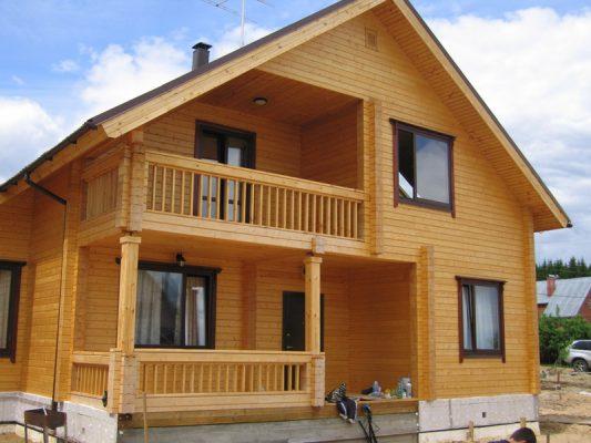 Каркасные дома с уникальным утеплителем от компании «ЛЕСПРОМ СТРОЙ»