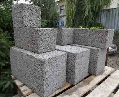Керамзитобетонные блоки, их преимущества и недостатки