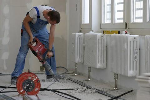 Поэтапная процедура монтажа отопительной системы в доме