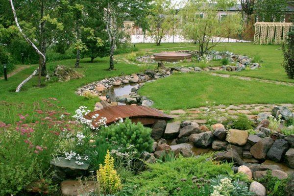 Выбираем лучший проект для обустройства сада: ландшафтный дизайн и проектирование