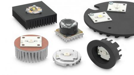 Из каких материалов изготавливают радиаторы для мощных светодиодов?