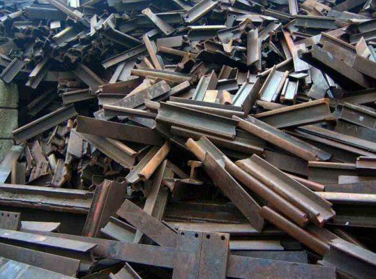 Особенности приема и сдачи металлолома