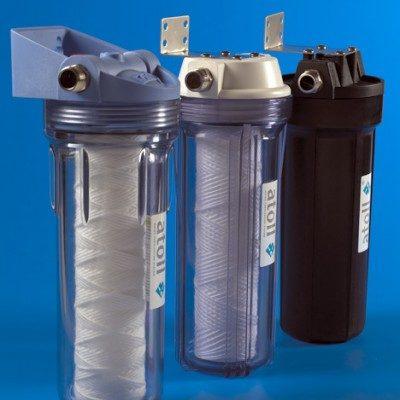 Как правильно выбрать фильтр для жёсткой воды