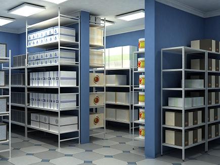 Металлическая мебель для офиса: преимущества и особенности