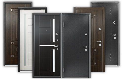 Несколько слов о металлических дверях с облицовкой из массива