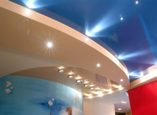 Как без сложностей демонтировать натяжной потолок