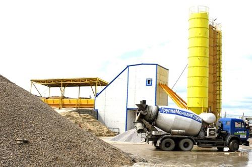 Что входит в комплектацию мини бетонного завода?
