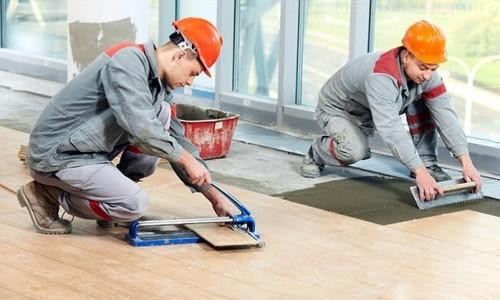 Услуги по ремонту квартир по каталогу