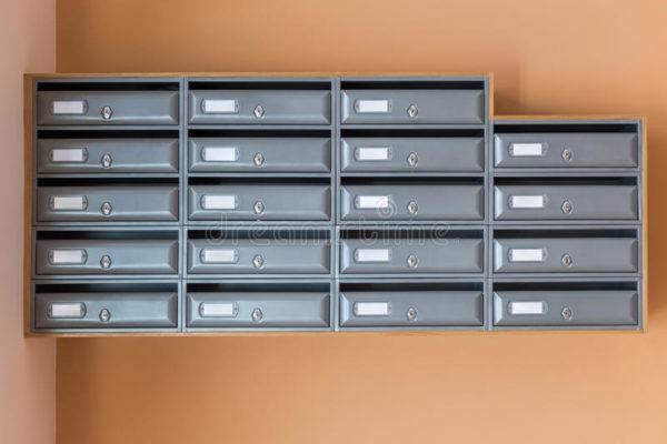 Каким должен быть почтовый ящик в многоквартирном доме