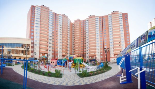 Собственная квартира в Приморском районе Санкт-Петербурга