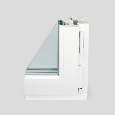Geneo окна Rehau - технология тепла