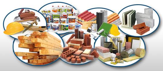 Поиск строительных материалов