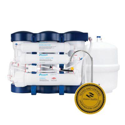 «Ecosoft» - надежные и качественные фильтры обратного осмоса для воды