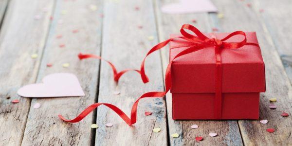 Как выбрать оригинальный подарок ко дню святого Валентина?