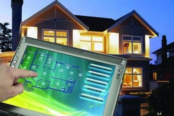 Система «умный дом» и дом станет максимально комфортным