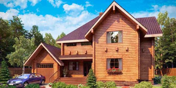 «Дача116» - проектирование и строительство брусовых домов под ключ