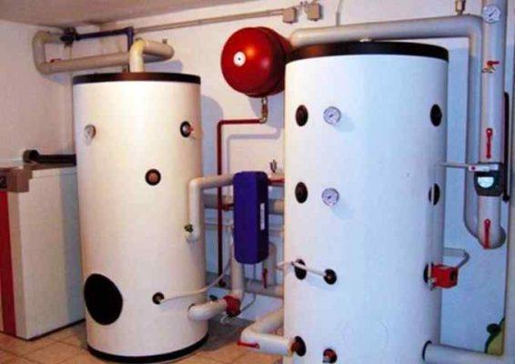Принцип работы теплоаккумулятора и его область применения