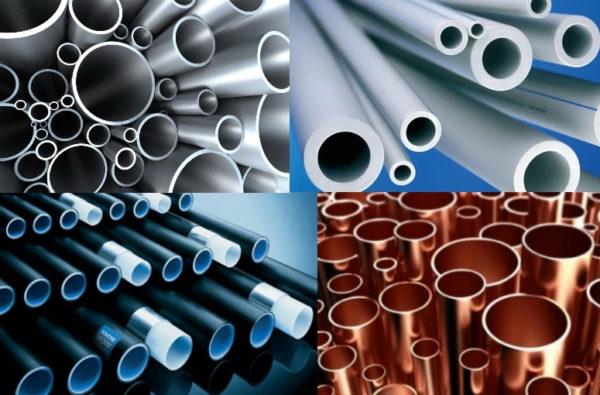 Виды и назначение стальных труб