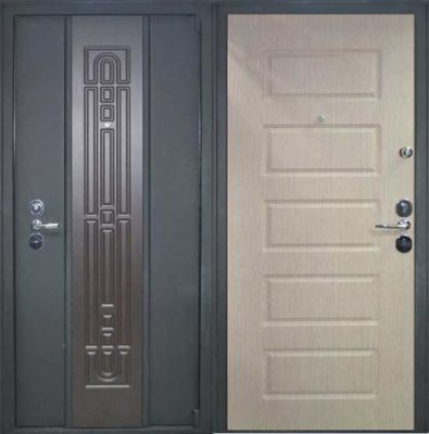Металлические уличные двери для спокойной жизни